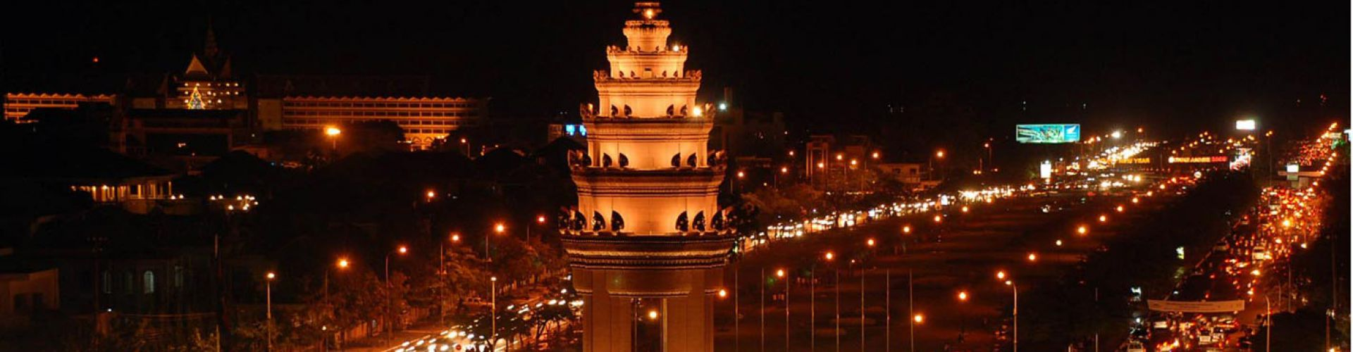 Destinations in Phnom Penh